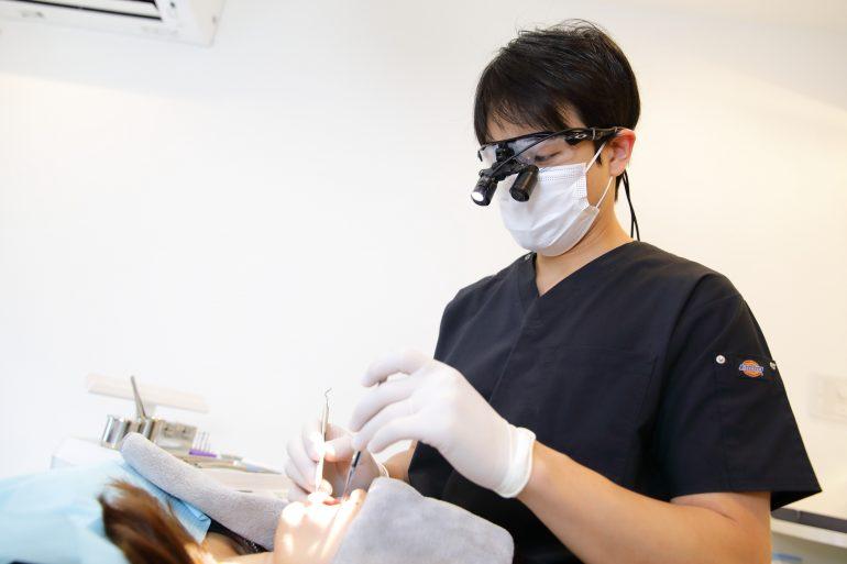 インプラント治療の前処置