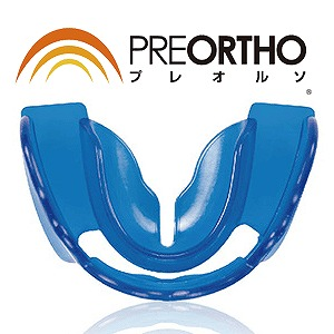 口腔筋機能療法MFT(プレオルソ)